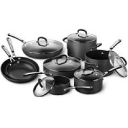 Calphalon Coffee Maker Bed Bath And Beyond : Shop For Nonstick Cookware Set by Calphalon Cookware Sets reviews Cookware sets Just Home ...
