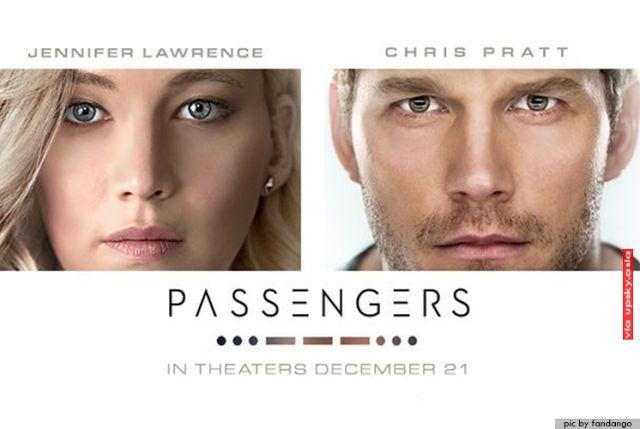 [Sinopsis   Trailer] Passengers (2016)