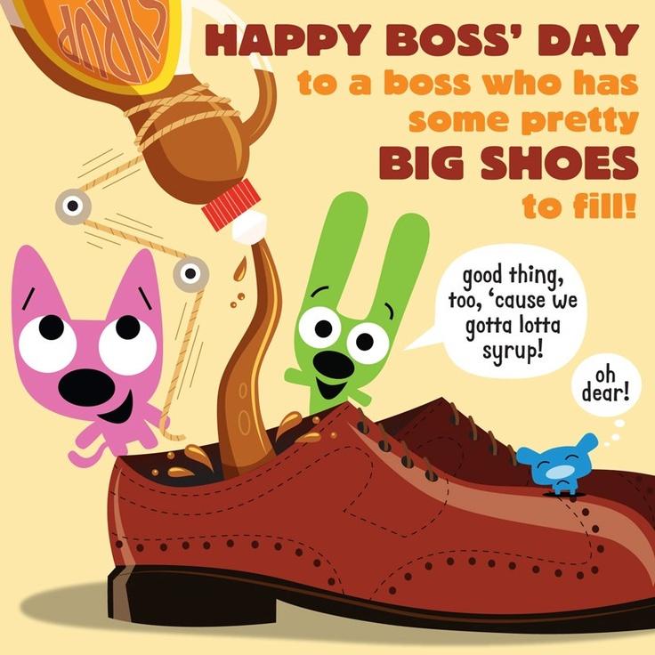 Happy Boss Day Hoops And Yoyo Happy Boss S Day