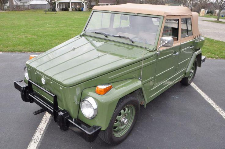 '74 VW Thing   BaT Essentials