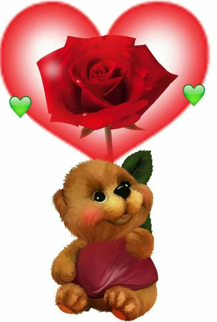 Poemas De Amor Osos Rosas Y Corazones Pin De Mariana En Amor Poemas De San Valentin Ideas Del Dia De