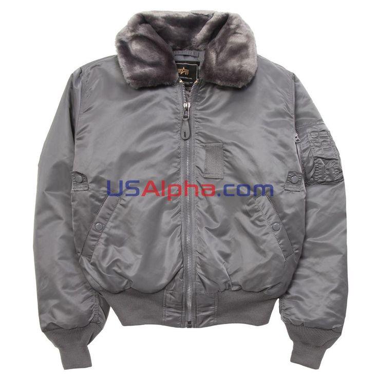 Куртка  B-15 #аляска #парка #куртка #мужская куртка #зимняя куртка #usalpha.com #бомбер #летная куртка #демисезон