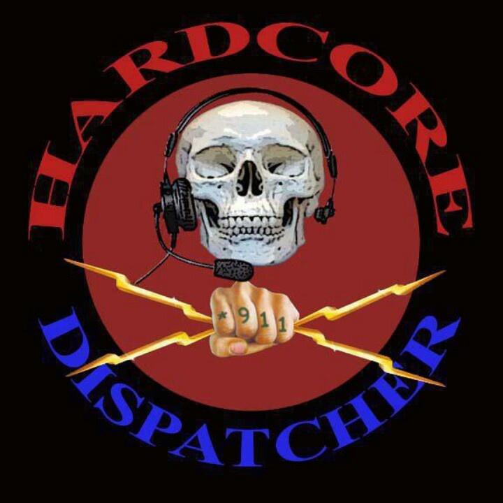 Hardcore dispatcher. Love this!!!