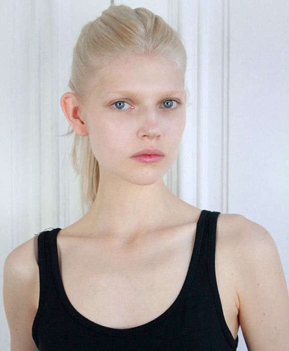 Ola Rudnicka, model. Her biography, photos, editorials & campaigns. Measurements: height, waist, hips, etc. Instagram, Twitter & Tumblr accounts.