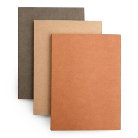 Poketo Esquisse Eco sketchbooks. Prefer the color palette inspiration, though.