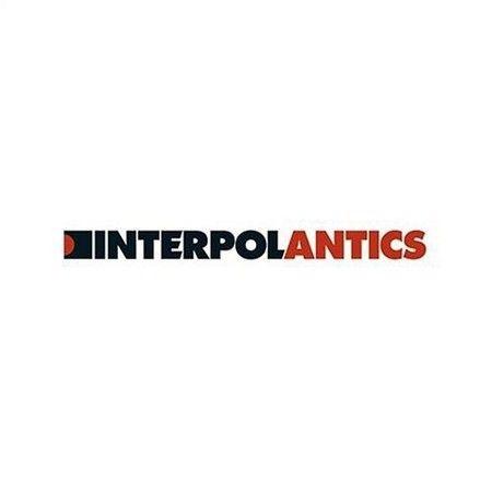 LP INTERPOL - ANTICS
