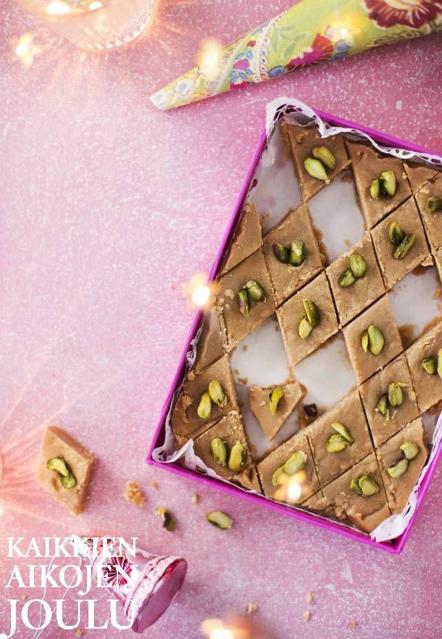 Maapähkinävoifudget | Kotivinkki