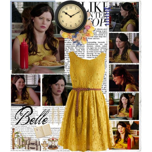 Belle Once Upon A Time Outfits