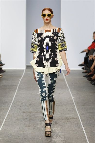 Angelo Marani - Spring Summer 2013 Ready-To-Wear - Shows - Vogue.it