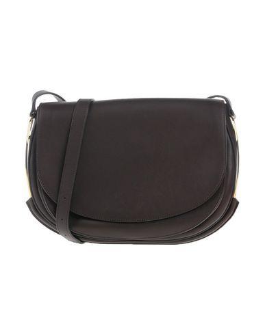 FRATELLI ROSSETTI Women's Cross-body bag Dark brown -- --