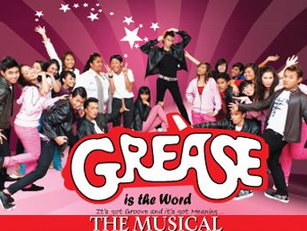 Grease: wanna get a man that you don't need - dress like a slut and presto!