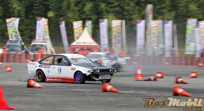 BSI Drift Championship Of Indonesia - Drifstar #info #BosMobil