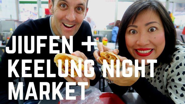 TAIWANESE BREAKFAST in TAIPEI + JIUFEN + KEELUNG NIGHT MARKET - Taipei s...
