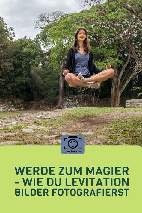 Levitation Fotografie – Bring deine Freunde zum Schweben (3 Techniken)