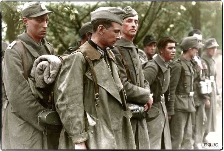 17 best images about ww2 colorized pics on pinterest - French div 2 ...