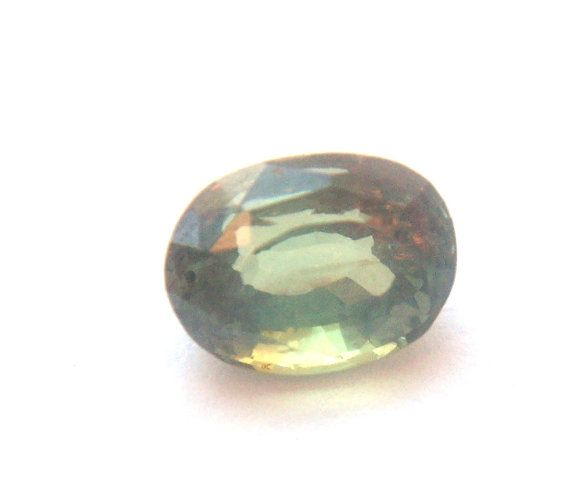 Alexandrite natural stone Oval 1.17 CT certificate от ODMIVINTAGE