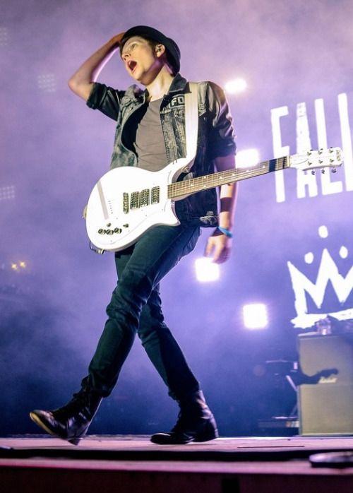 Patrick Stump - Fall Out Boy