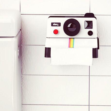 17 meilleures id es propos de d rouleur papier toilette - Derouleur papier toilette original ...