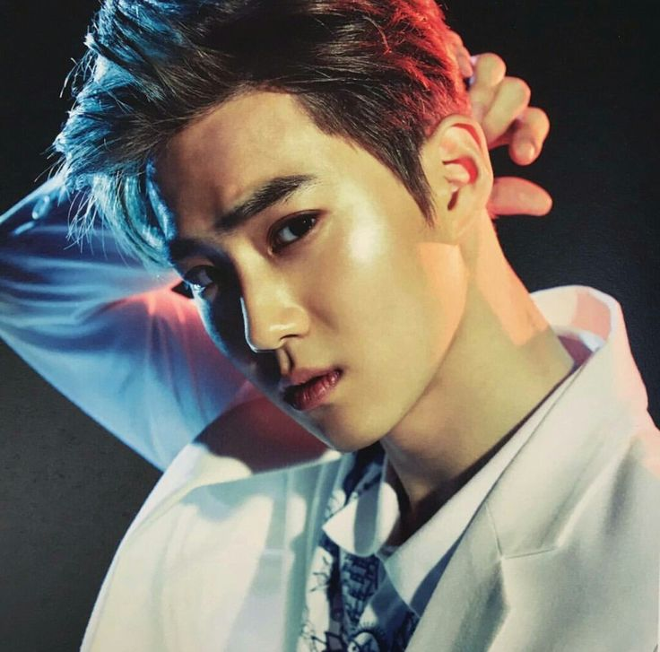 So handsome ~ #Suho