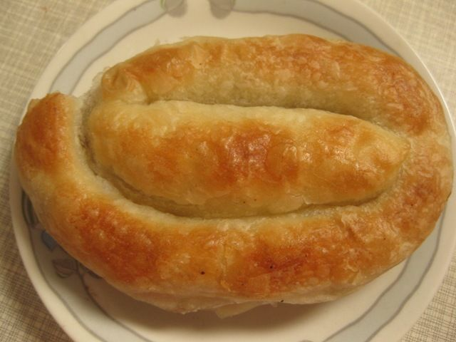 Burek recipe ... great pics for first timers! Most delicious! Also made with apples or cheese.