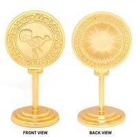 Зеркало Трехногая птица успеха(сиящее солнце) -развитие и продвижение по службе