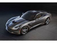 2014 Chevrolet Corvette Stingray via @CNET