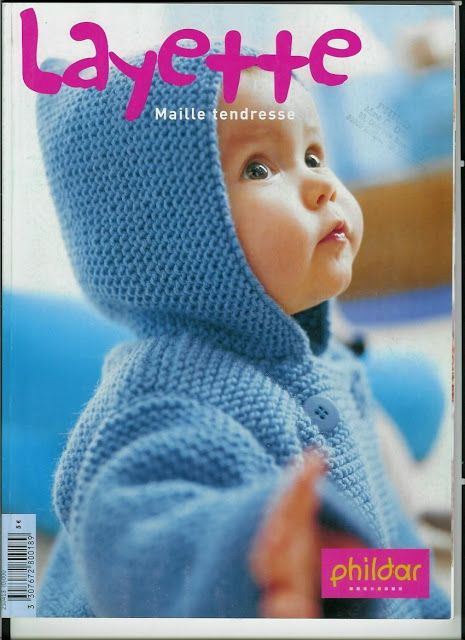 Phildar Baby Knitting Pattern Books : 1000+ images about Tricot bebe on Pinterest Hats, Trousers and Tricot baby
