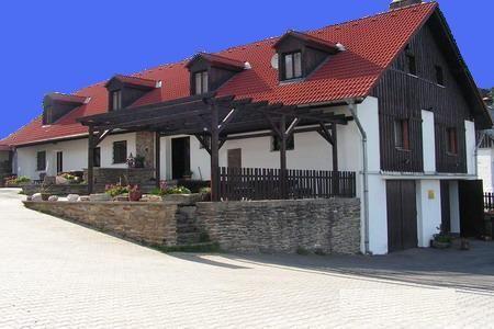 Ubytování Šumava - Penzion na šumavské samotě