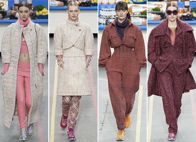Fashion Week Fall Winter