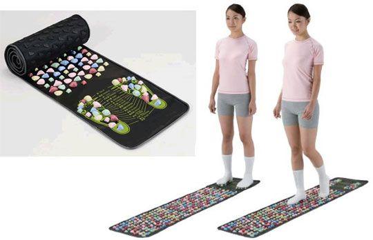 Japanese Reflexology Mat Relaxation Fitness Foreign