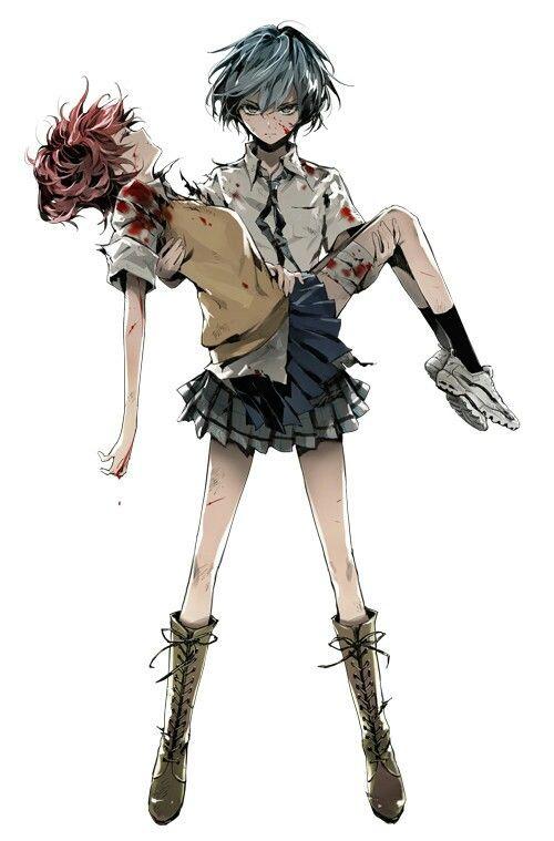 Akuma no Riddle, such a good anime!