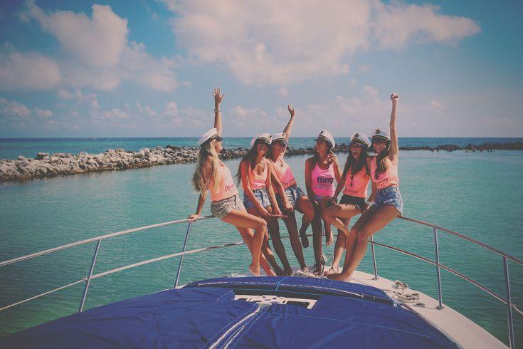 Yacht Party! Bachelorette Playa del Carmen #Bplanner
