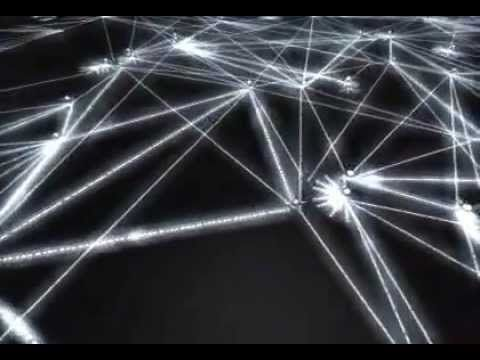 packet switching visualized - YouTube