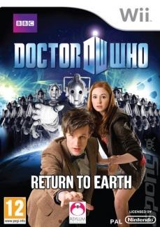 Doctor Who: Return to Earth, KOCH - Shop Online for Games in Australia - Fishpond.com.au