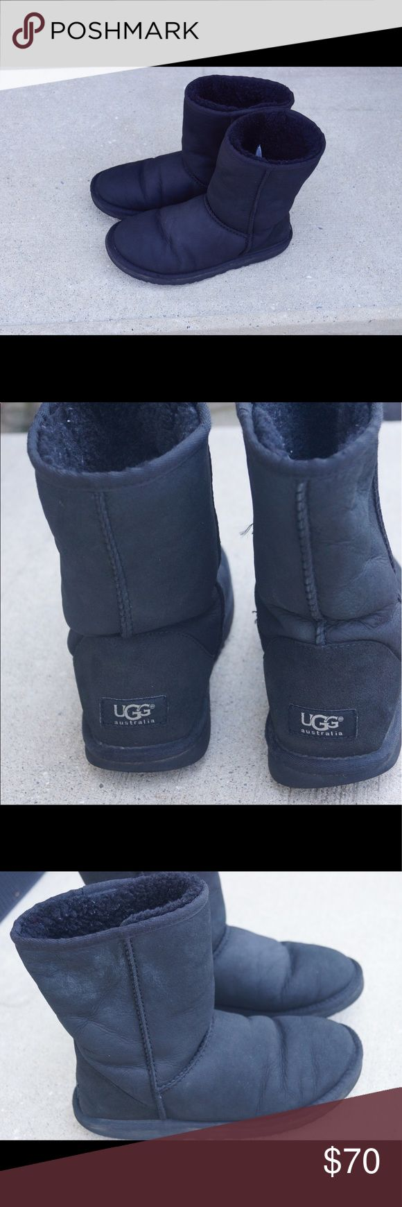 Classic short UGGS size 7 pre-owned with some signs of wear but definitely still in good condition! UGG Other