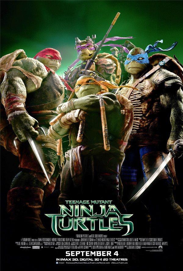 Teenage Mutant Ninja Turtles 2 Sub Indo : teenage, mutant, ninja, turtles, Muviku