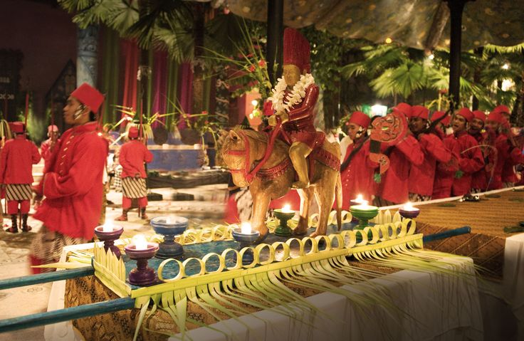Royal Tugu Dom Dining www.tugughotels.com