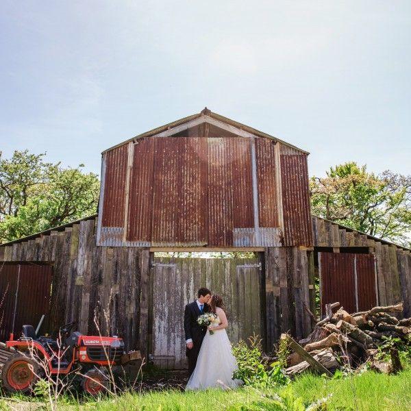 One shot preview - Chaz + Cat | Nancarrow Farm Wedding
