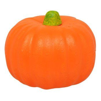 Carve out some fun with these carvable foam pumpkins! Let your imagination go wild... these pumpkins can be carved just like the real thing but without the carving mess! Plus, you can use them year af