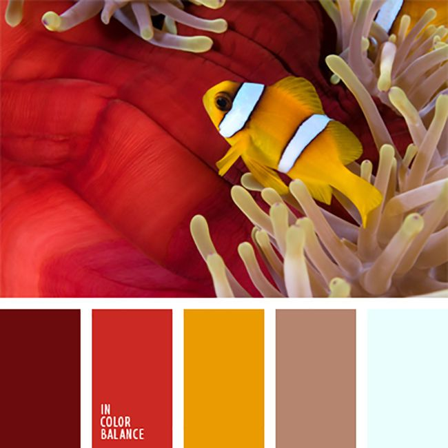 Вдохновение морем: 25 цветовых палитр подводного мира - Ярмарка Мастеров - ручная работа, handmade