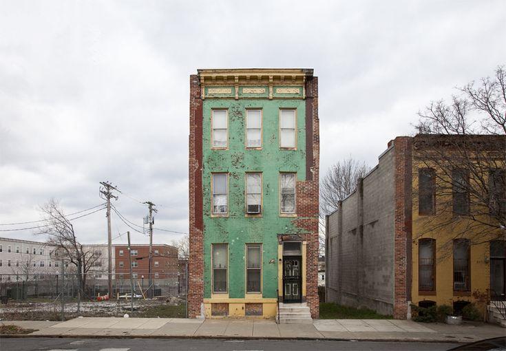 © Ben Marcin, Last House Standing, Baltimora