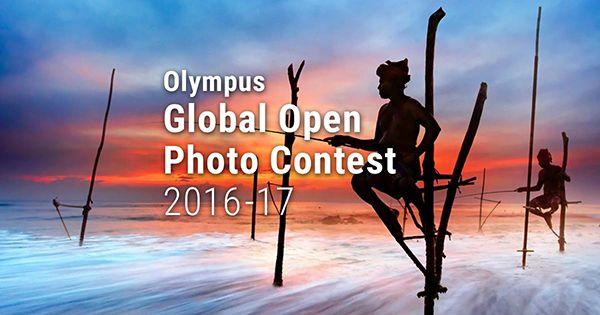"""ประกวดภาพถ่าย """"Olympus Global Open Photo Contest 2016-17"""""""