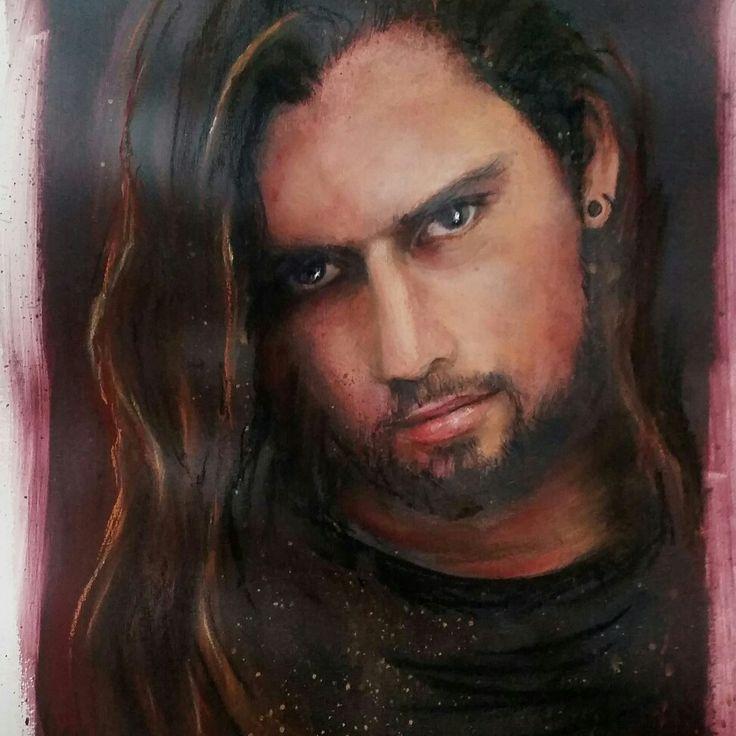 Portrait in Pastel by www.Joannacookeart.com