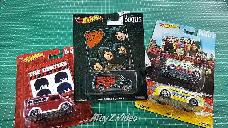 Ford Transit SuperVan  #Beatles #hotwheels  More on  http://bit.ly/2x8FkOB