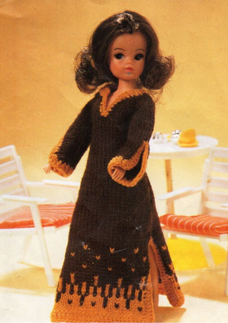 222 Best Vintage Dolls Clothes Toys Novelty Home Knitting