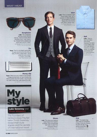 Modern Men's Accessories