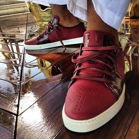 Rick Ross Adidas Shoes