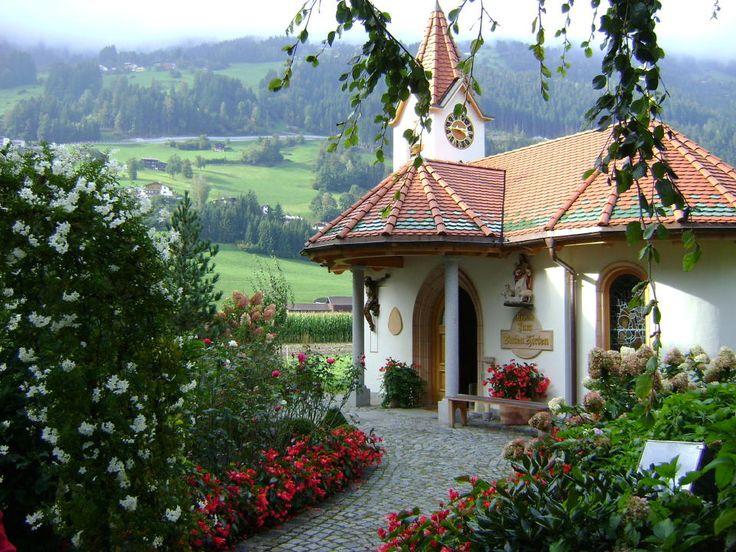 Zell am Ziller, Kapelle bei Hotel Zapfenhof (Schwaz) Tirol AUT