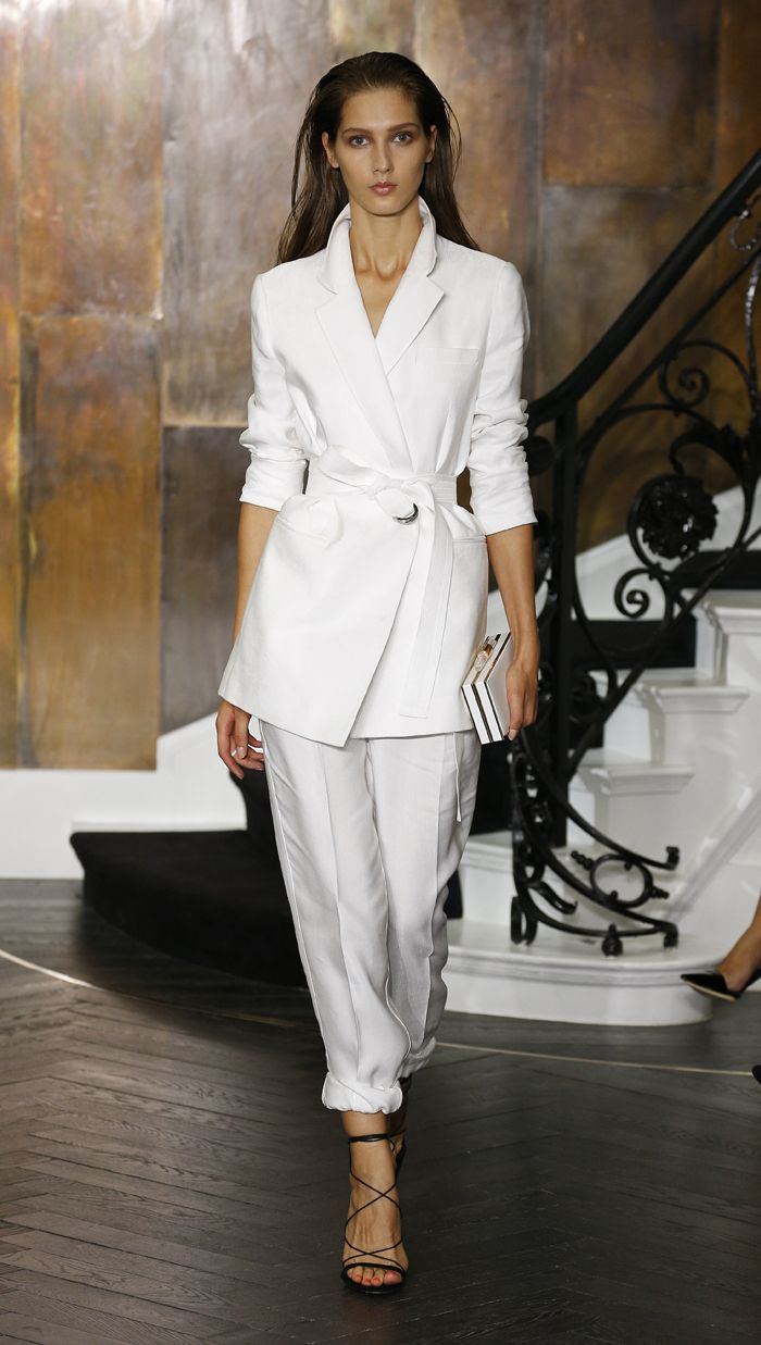 Amanda Wakeley Spring Summer 2015 Collection - London Fashion Week 2015