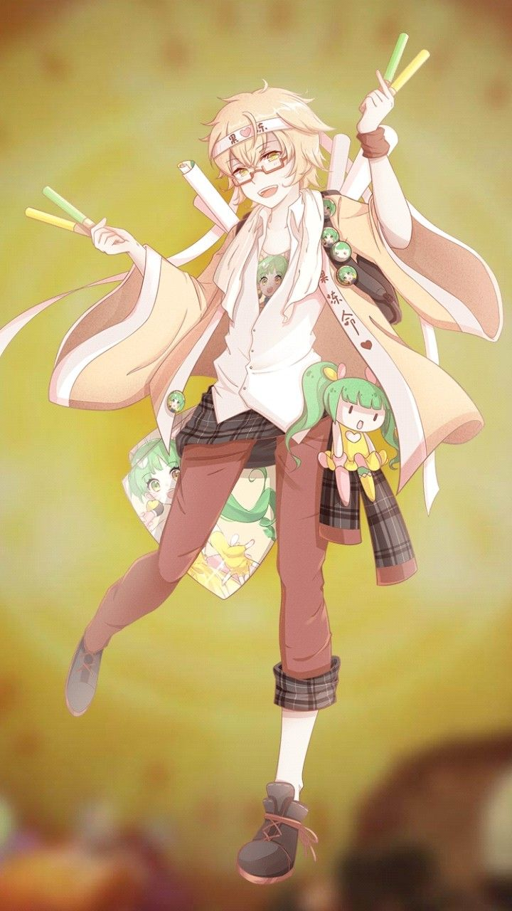Food Soul Omurice Foodfantasy Game Cool Character Playit